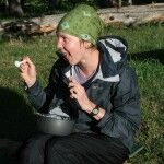Food - something we love and cherish - when backpacking